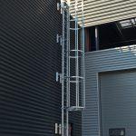 echelle-aluminium-acbi-platine-bardage-verticale